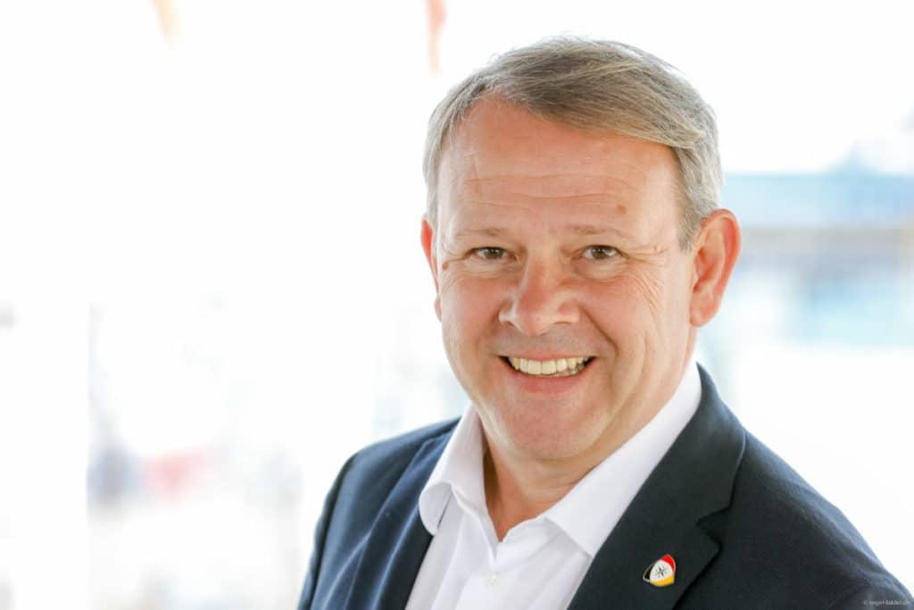 Dr. germar Brockmeyer ist neuer DSV-Generalsekretär. Foto: www.segel-bilder.de