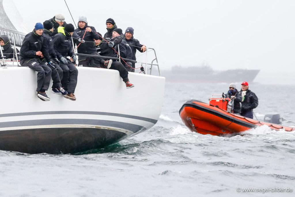 Offshore-Trainings für Seesegler