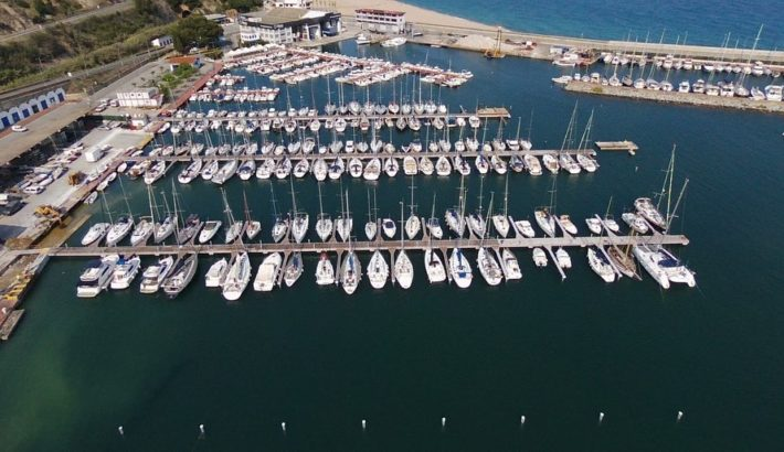 Neuer Partner der DSV Kreuzer-Abteilung: Club Nàutic d'Arenys de Mar