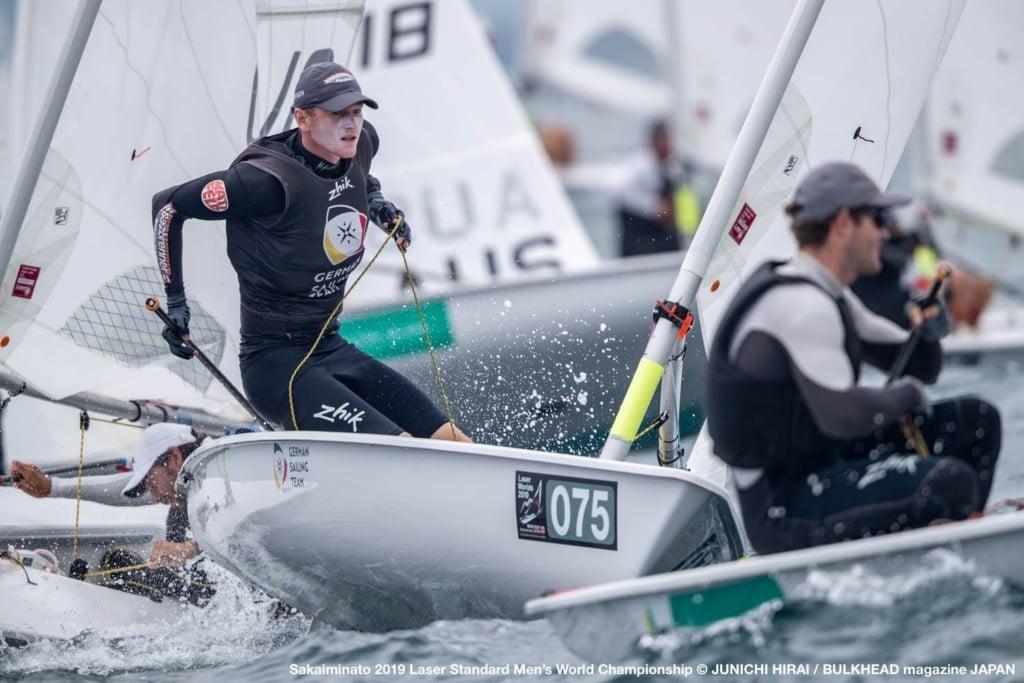 Nik Aron Willim konnte in Japan mehrere Top Ten-Platzierungen und einen Tagessieg verbuchen