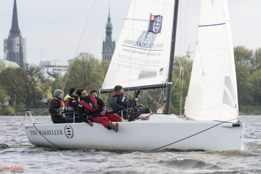 Helga Cup: Die erste deutsche Regatta nur für Frauenteams