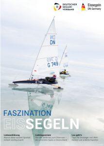 Broschüre Eissegeln vom DSV