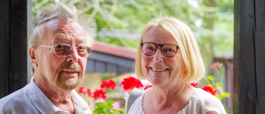 Hanjo Becker und Mona Küppers auf der WWW 2019