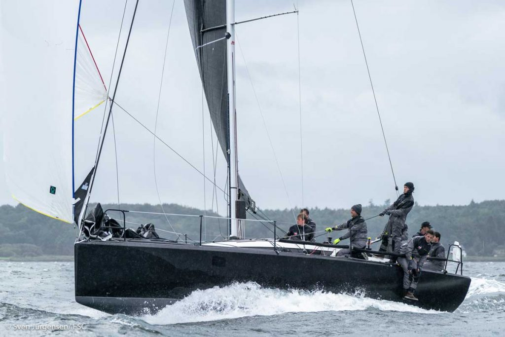 """Die """"Onespirit"""" siegte in der Gruppe ORC 3/4. Foto: Sven Jürgensen"""