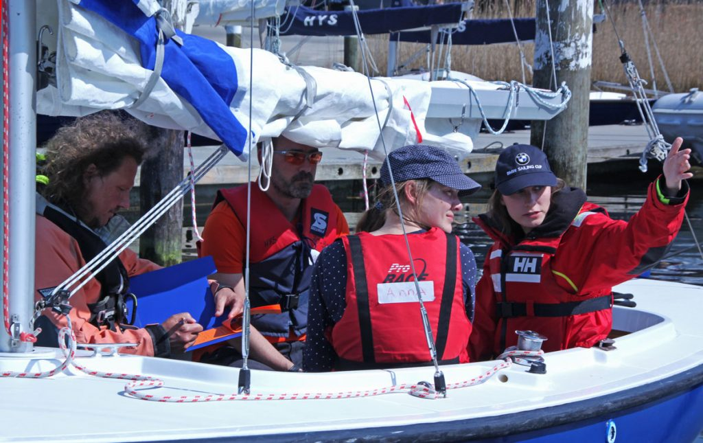 DSV Ausbildung Segellehrer