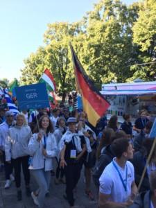 Jugend-Weltmeisterschaft 2019, Gdynia, Polen