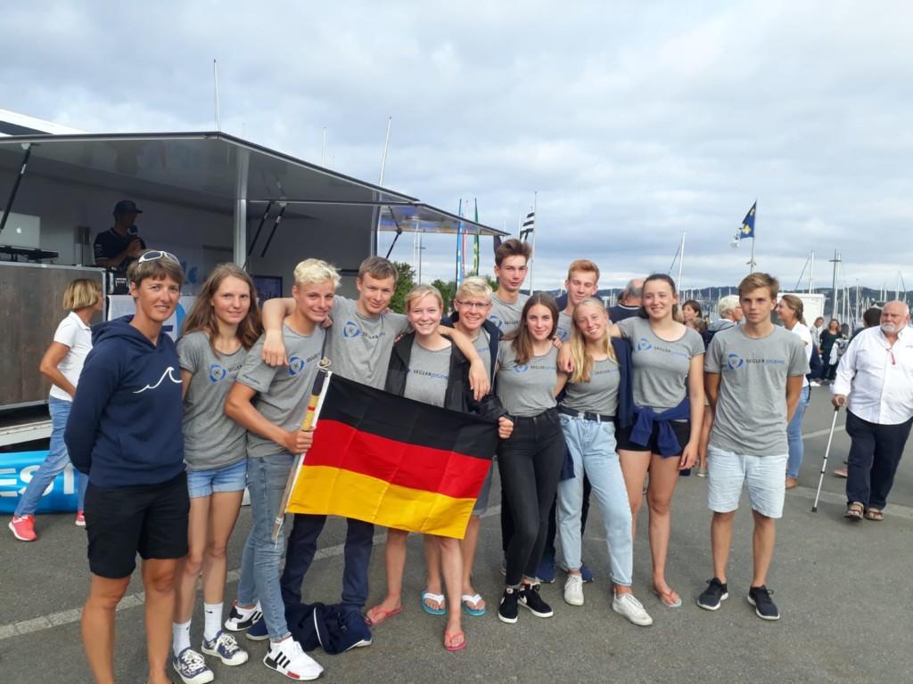 Jugendaustausch Brest