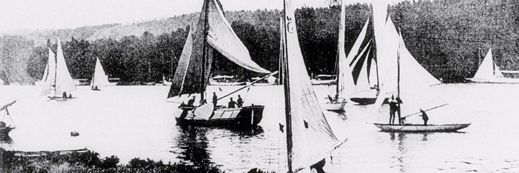 Olympisches Segeln 1900 in Paris