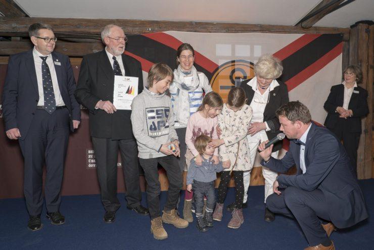 Rainer Taprogge - See Familie Silber - Fahrtenwettbewerb
